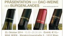 Herkunftsweinpräsentation 2014